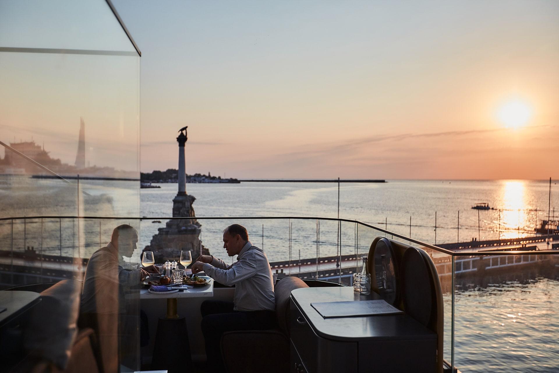 Лучшие рестораны Севастополя